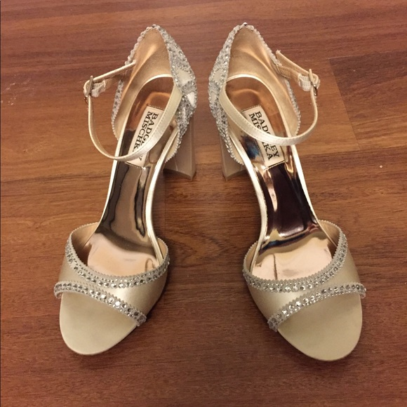 53de4646d3d0 Badgley Mischka Shoes - Wedding shoes (Badgley Mischka)